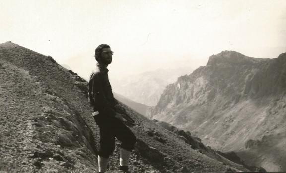 Cilolar Dağcılık Kampı - Temmuz 1972