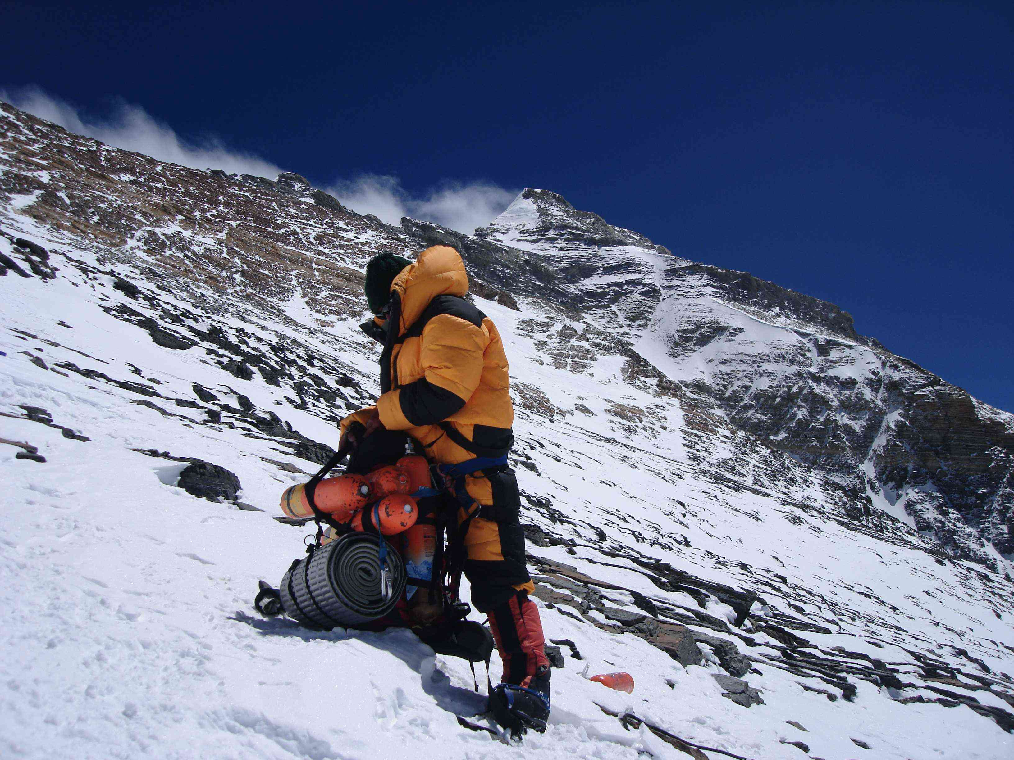 ORDOS Everest Tırmanışı 2006