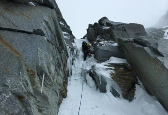 Avusturya'da Tırmanış: Piz Palü ve Piz Cambrena