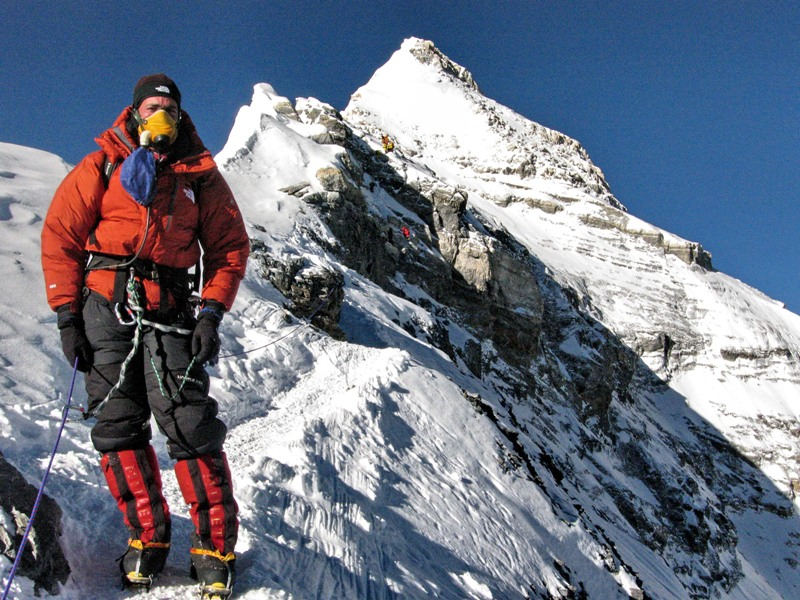 Everest 2nci adım (2nd step)