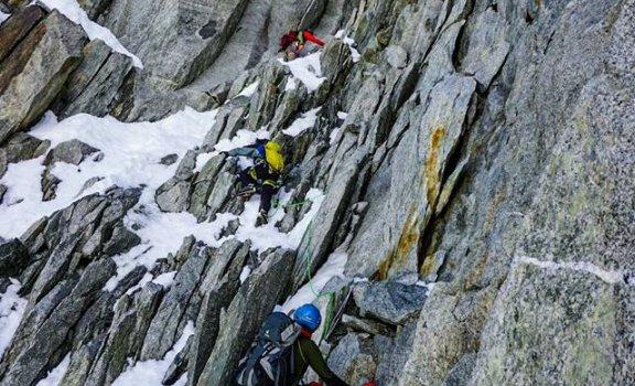 Alpinizmin Mabedi Chamonix / Arcteryx Alpin Akademi