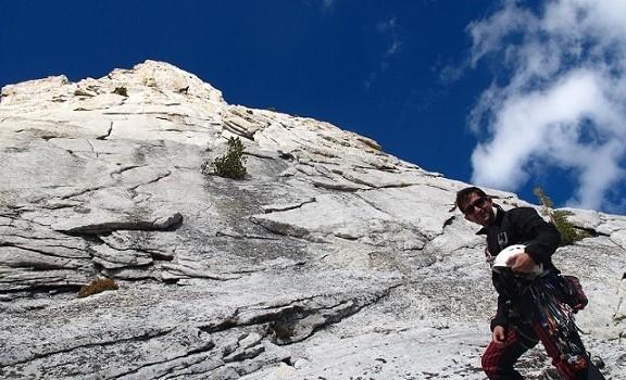 Yosemite, Cathedral Peak, SouthEast Buttress Rotası Tırmanışı
