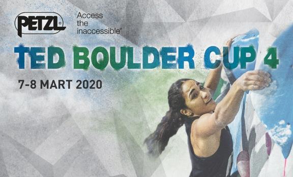 Özlenen Yarışma... TED Boulder Cup 4